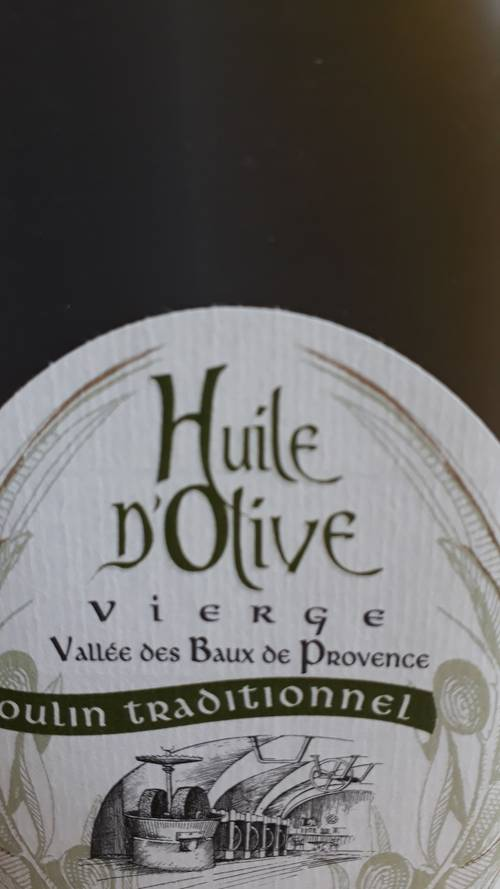 Propose huile d'olive AOP Vallée des Baux-de-Provence