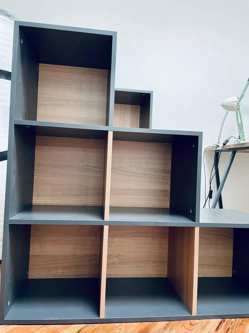 Bibliothèque casier