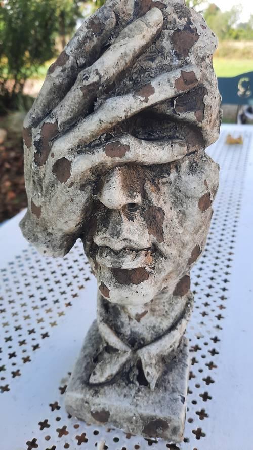 Sculpture le Penseur Créatif