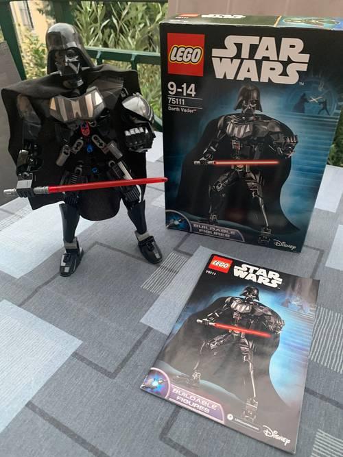 Lego Star Wars Dark Vador (75111)