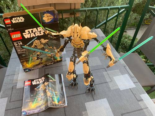 Lego Star Wars General Grevious