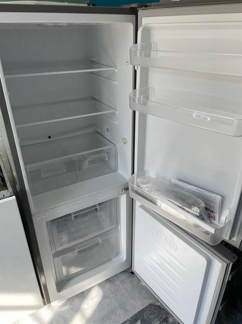 Vends réfrigérateur Electrolux gris inox