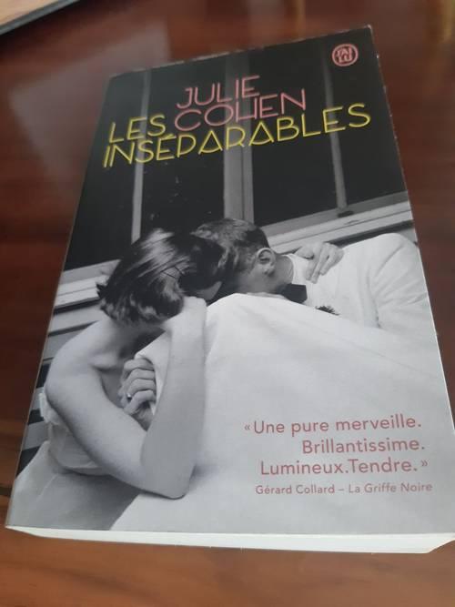Propose livre: Les Inséparables, de Julie Cohen
