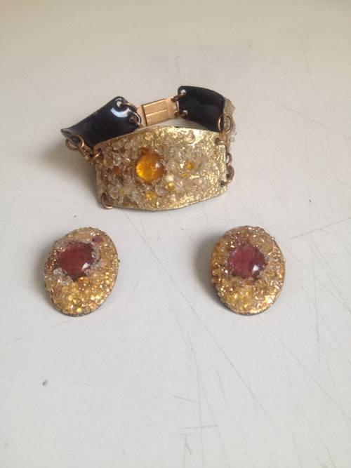 Vends bijoux fantaisie vintage