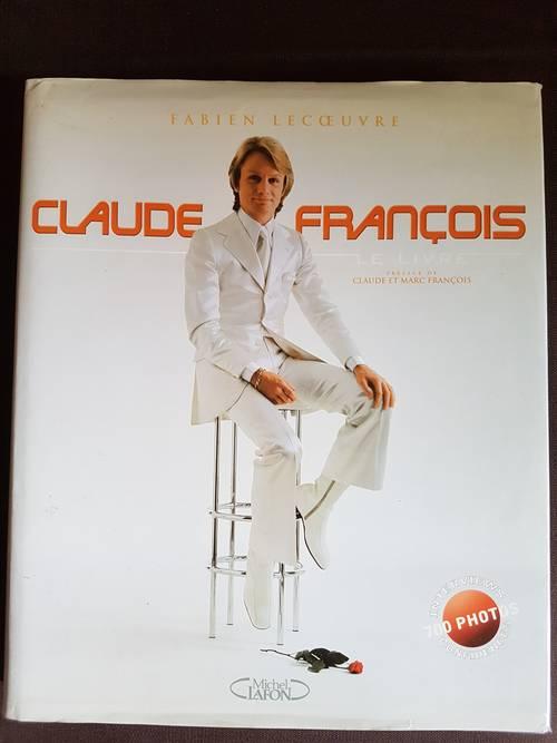 Propose: Claude François Le livre 700photos
