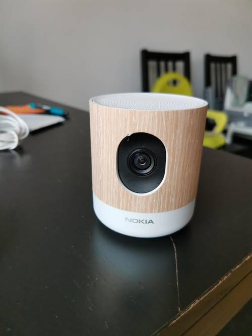 Babyphone / caméra de surveillance