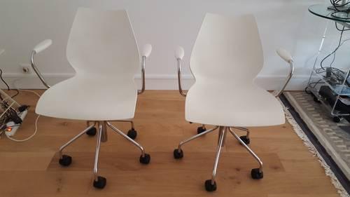 Chaises de bureau Kartell