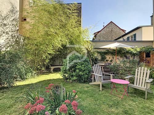 Vends 3pièces avec 140m² de jardin - Asnières-sur-Seine (92) - rare & exceptionnel