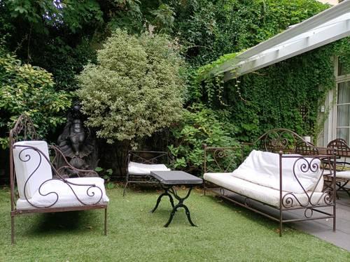 Vends meubles de jardin ferronnerie