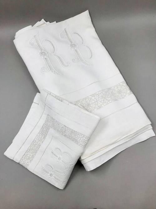 Propose vente aux enchères de textile - Samedi 9octobre - Caluire-et-Cuire (69)