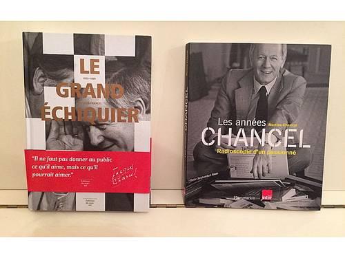 """""""Le Grand Échiquier """" de Jacques Chancel neuf"""