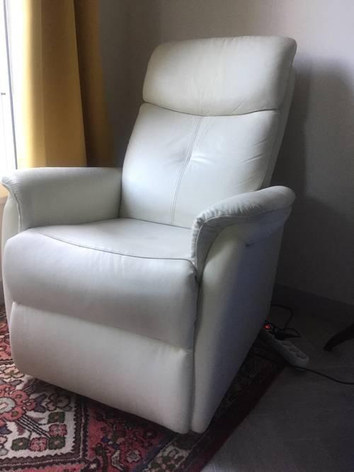 Vends fauteuil électrique