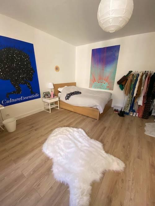 Cherche colocataire, Bordeaux (33) Quinconces - 4mois