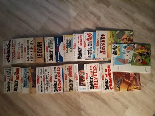 23albums Asterix et Obelix