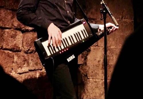 Clavier Korg guitare