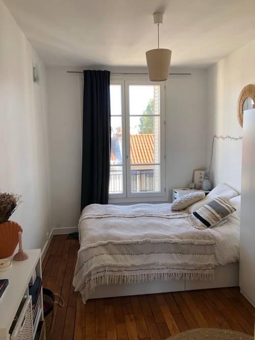 Sous-loue chambre dans bel appartement Boulogne Billancourt