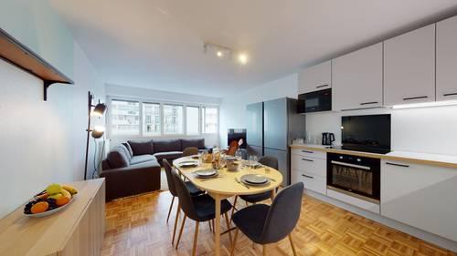 Loue chambres pour colocation Montreuil (93) - 200m² - 8chambres - A 850m de RER