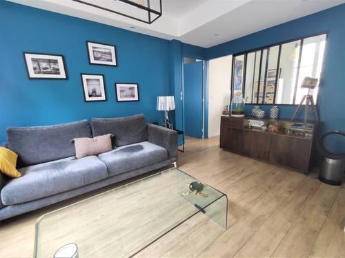 Vends Duplex 5pièces 90m² Saint-Cloud (92210)