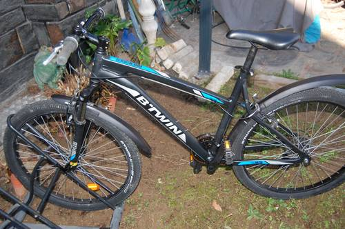 Vélo v t'c /v t't cadre aluminium 26pouces Rockrider 340affaire Nte