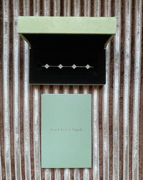 Bracelet Van Cleef & Arpels Sweet Alhambra