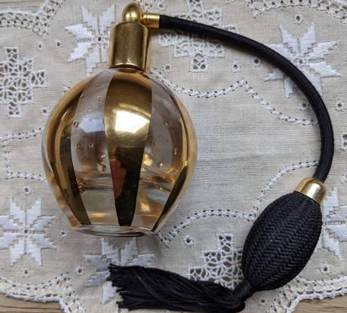 Vaporisateur de parfum vintage