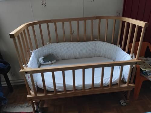 Vends lit cododo en bois baby bay