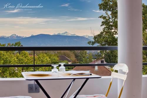 Appartement T4Vue Mont Blanc
