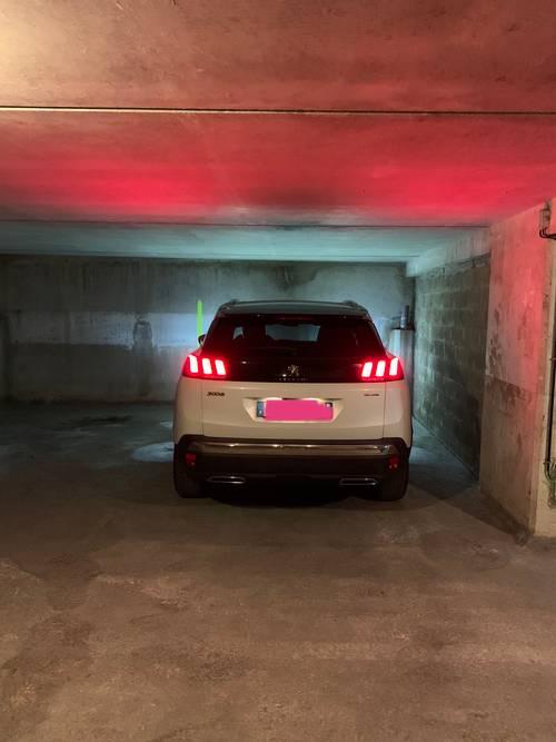 Loue place de parking Lyon 3
