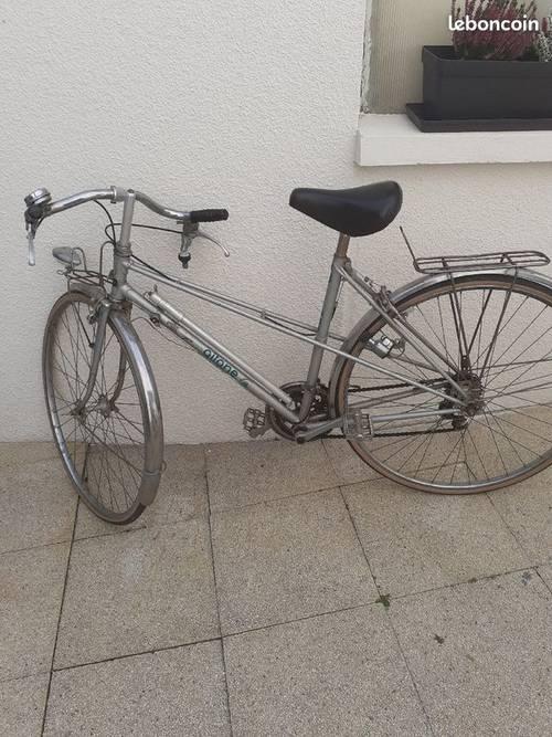 Vélo femme vintage Gitane 1979