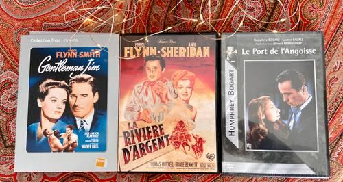 Lots DVD état neuf