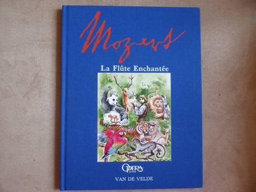 """Livre neuf """"La flûte enchantée"""" collection pour enfant Opéra de Paris"""