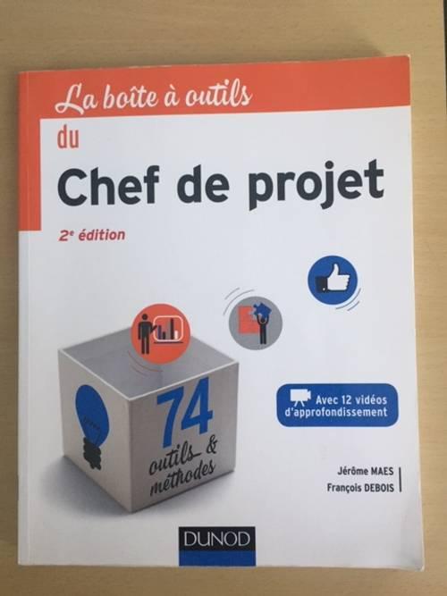 Vends un livre la boite à outils