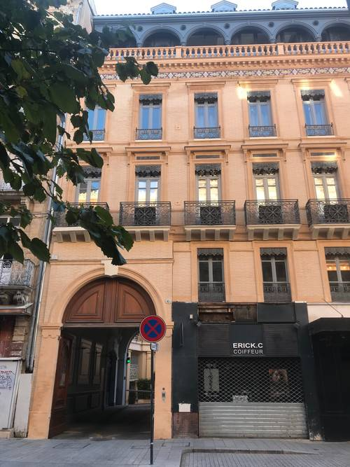 Appartement T4/5Toulouse Victor Hugo