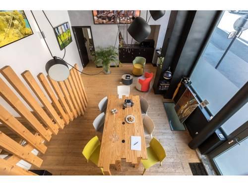 Propose loft professionnel design 150m² proche Jardin des Plantes