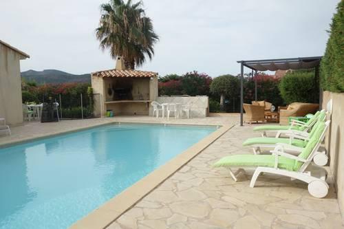 Loue villa avec piscine Sainte Lucie de Porto Vecchio 10couchages