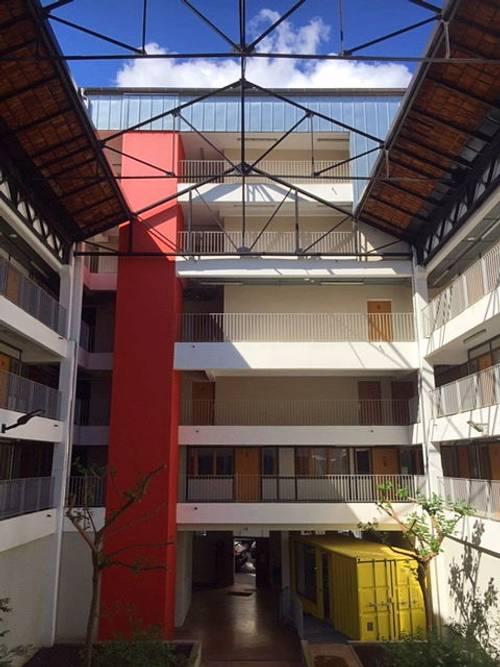 Vends Studio 23m² - Lyon 7ème- Métro Guillotière- Résidence Etudiante