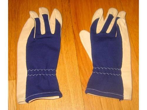 Paire de gants de jardin taille 6