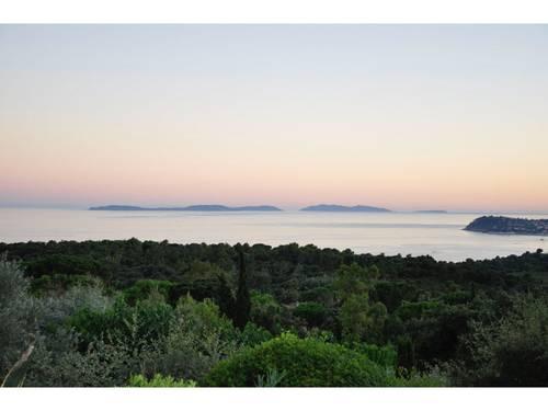 Loue villa la Croix Valmer vue mer panoramique, 10couchages