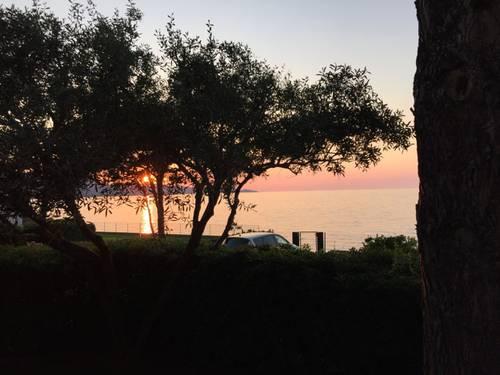 Loue villa St Florent (Corse) 8personnes Pieds dans l'eau, splendide vue mer