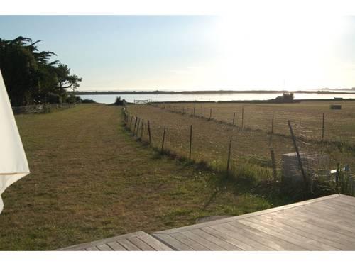 Loue maison, 4chambres, 8couchages, vue exceptionnelle sur mer - Locmariaquer (56)