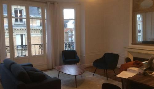 Loue 3pièces meublé , 69m², hyper centre de Reims (51)