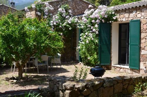 Loue charmante mini-villa + terrasse-jardin, 1chambre, 3couchages, climatisée, Porto Vecchio (20)