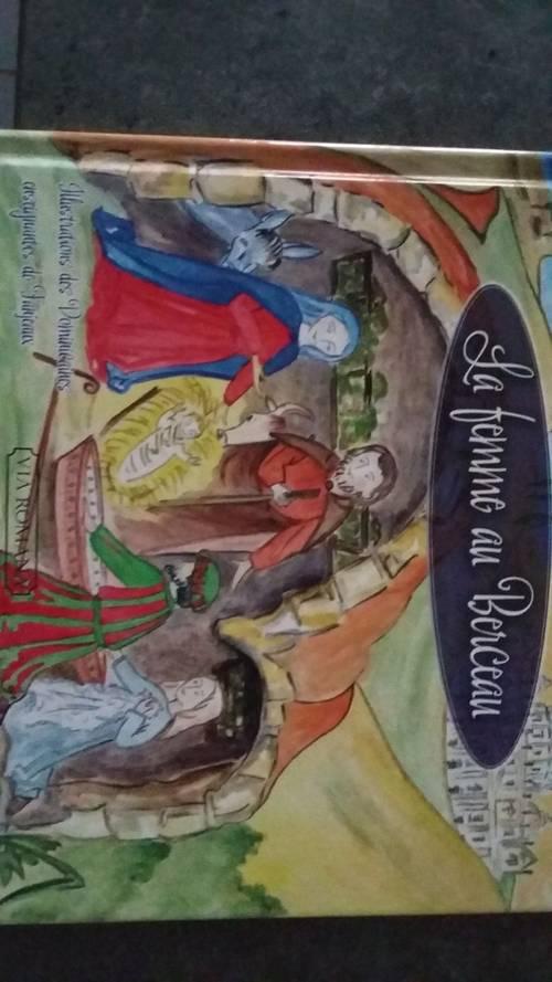 La femme au berceau (histoire de Noël)