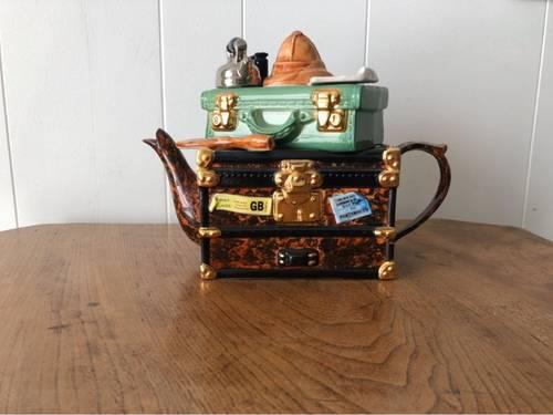 Vends 3théières de collection anglaises Cardew design