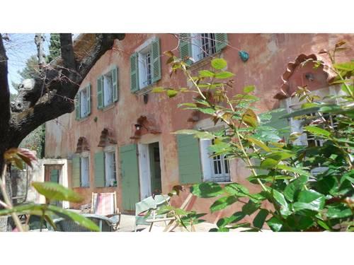 Toulon/Le Revest - Loue Vieux Mas provençal 12à 14couchages