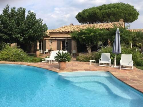 Loue villa - 8couchages - saint Tropez les salins