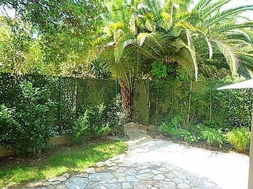 Loue appartement de charme 4couchages, jardin - Antibes