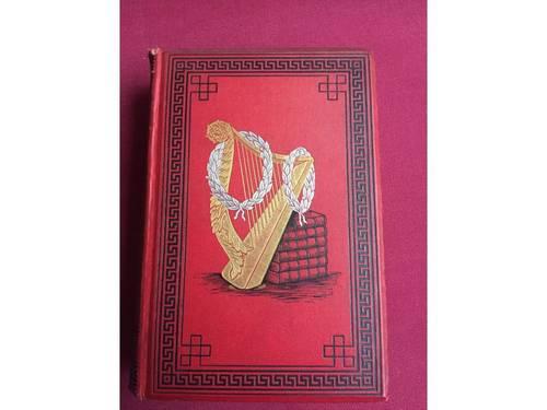 "Très joli livre 1880env. ""The poetical works "" Percy Bysshe Shelley"