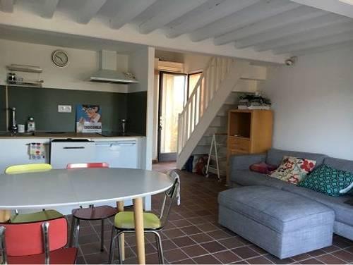Loue studio meublé 27m² avec mezzanine Aix-en-Provence (13)