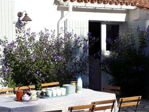 Loue maison familiale 10couchages proche plages Les Portes en Ré